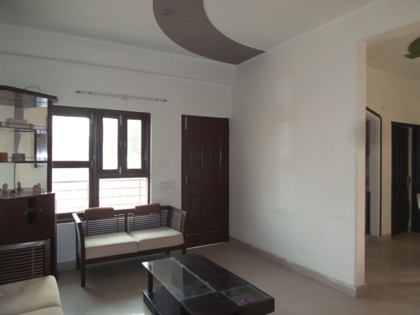 2 BHK Apartment for Sale in Natraj Vihar Apartments - Living Room