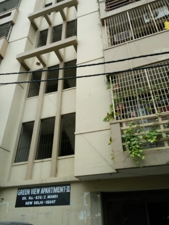 2 BHK Apartment for Sale in Green view Apartment - Exterior View