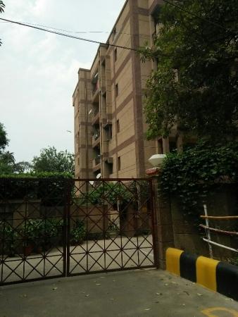 3 BHK Apartment for Rent in Sanskriti Engineers Apartment - Exterior View