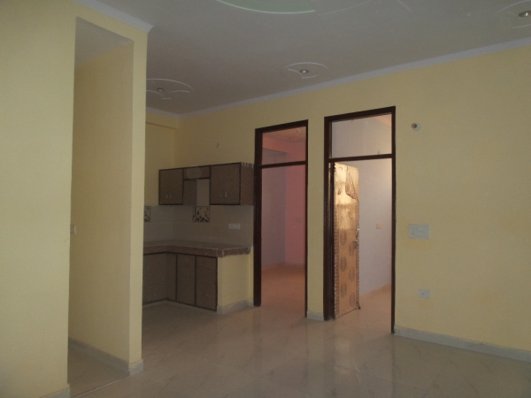2 BHK Apartment for Rent in Maitri Apartment - Living Room