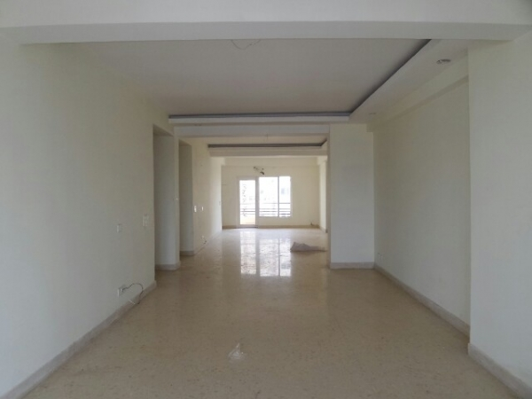 3 BHK Apartment for Rent in Tarang Orchids - Living Room