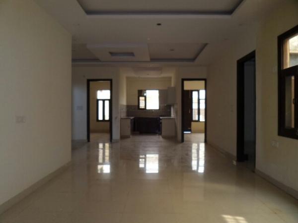 4 BHK Floor for Rent in Surya Nagar Faridabad - Living Room