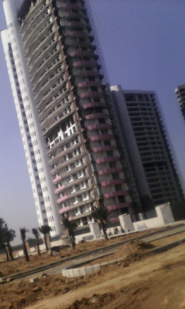 5 BHK Apartment for Sale in Krrish Provence Estate - Exterior View