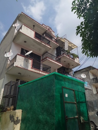 2 BHK Floor for Rent in Sector 41 Faridabad - Exterior View
