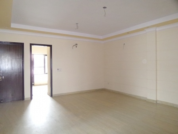 4 BHK Floor for Sale in Sector 42 Faridabad - Living Room