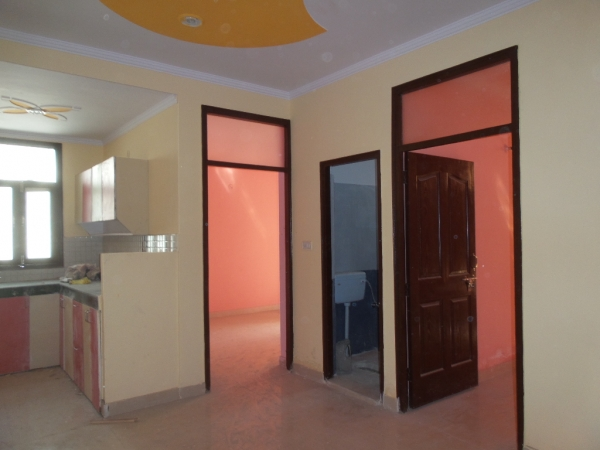 2 BHK Apartment for Rent in Vinayak Apartment - Living Room