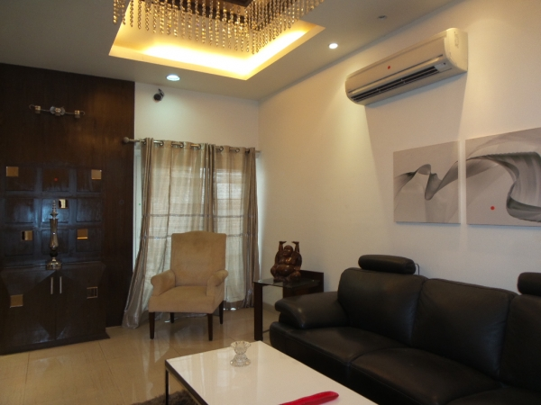 2 BHK Apartment for Rent in Prateek Fedora - Living Room