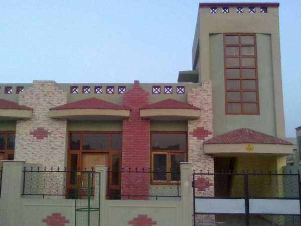 1 BHK Villa for Sale in MU 1 Greater Noida - Exterior View