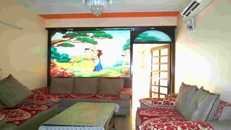 3 BHK Floor for Sale in Mukerjee Park New Delhi - Living Room