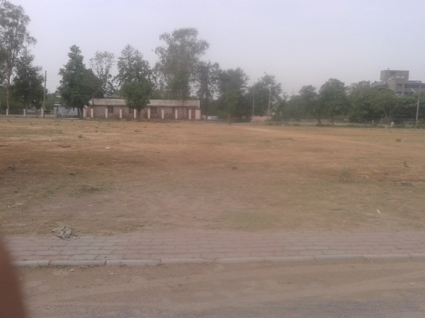 Residential Plot for Sale in Sector 56 Gurgaon - Exterior View