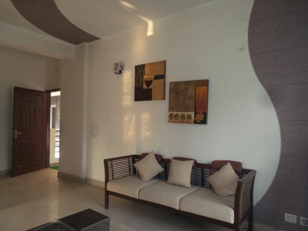 2 BHK Apartment for Sale in Stellar Jeevan - Living Room
