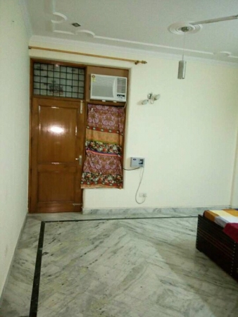 1 BHK Apartment for Rent in Baba BP Homes 2 - Living Room