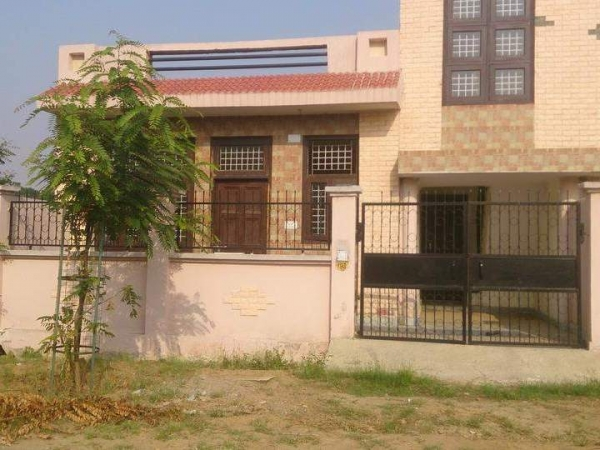 2 BHK Villa for Sale in Sector XU 3 Greater Noida - Exterior View