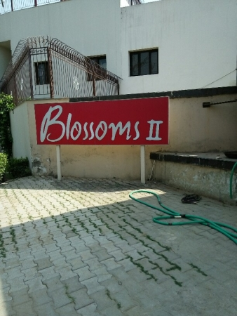 3 BHK Floor for Rent in Today Blossoms II - Exterior View