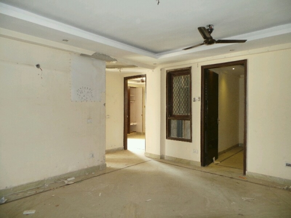 3 BHK Apartment for Rent in SPR Imperial Estate - Living Room