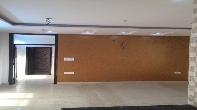 2 BHK Floor for Sale in Subhash Nagar New Delhi - Living Room