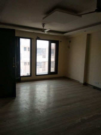 3 BHK Apartment for Rent in Zion Brothers Apartment - Living Room