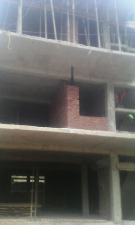 3 BHK Floor for Sale in Ansal Sushant Lok 2 - Exterior View