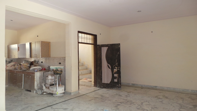 3 BHK Apartment for Sale in Army Apartment - Living Room