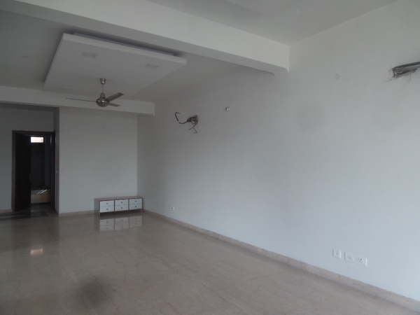 2 BHK Apartment for Rent in Prateek Stylome - Living Room
