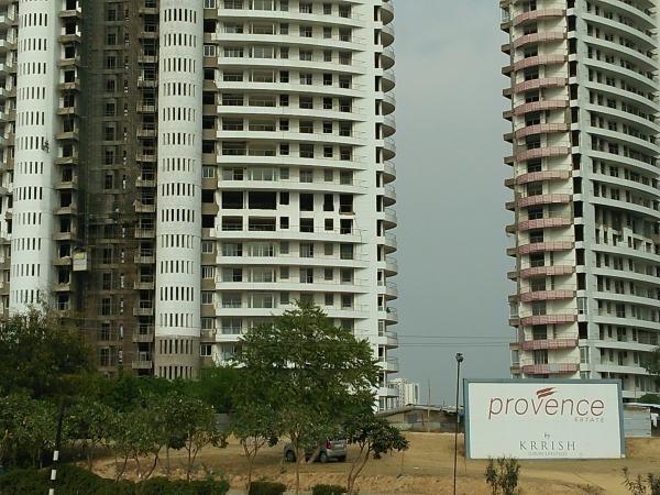 4 BHK Apartment for Sale in Krrish Provence Estate - Exterior View