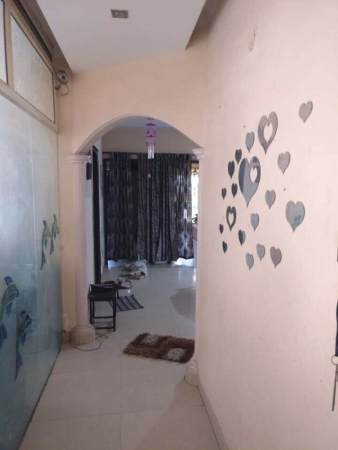2 BHK Apartment for Sale in Valmax Swastik Apartment - Living Room