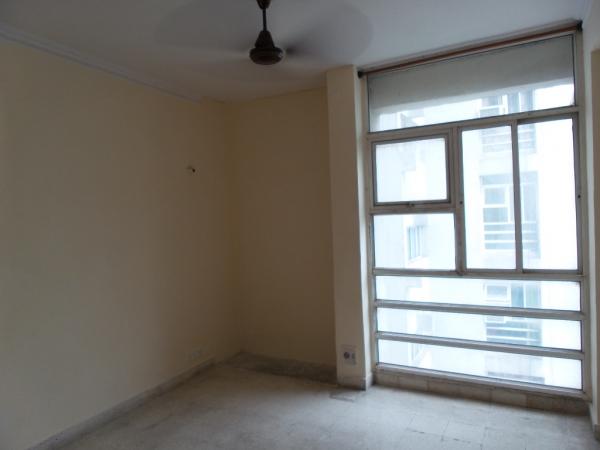 3 BHK Apartment for Rent in Shri Banke Bihari Society - Living Room