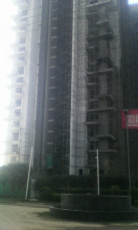 2 BHK Apartment for Sale in M3M Escala - Exterior View