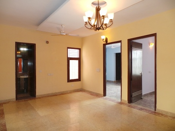 3 BHK Apartment for Sale in Saffron Kanishka Tower - Living Room