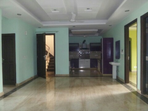 3 BHK Apartment for Rent in Conscient Heritage One - Living Room