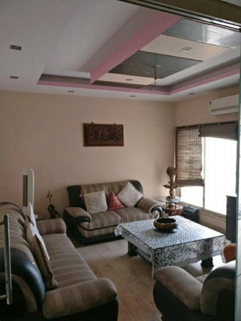 3 BHK Apartment for Rent in Mandi New Delhi - Living Room