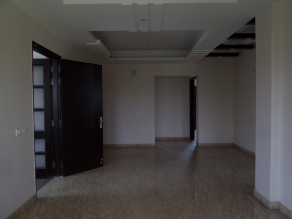 3 BHK Apartment for Sale in Golden Apartment - Living Room