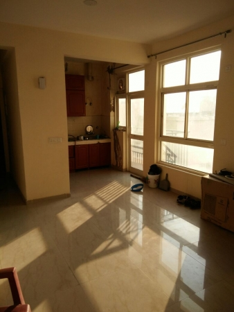 3 BHK Apartment for Rent in Omaxe Heights - Living Room