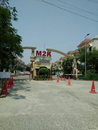 3 BHK Floor for Rent in M2K Aura - Exterior View