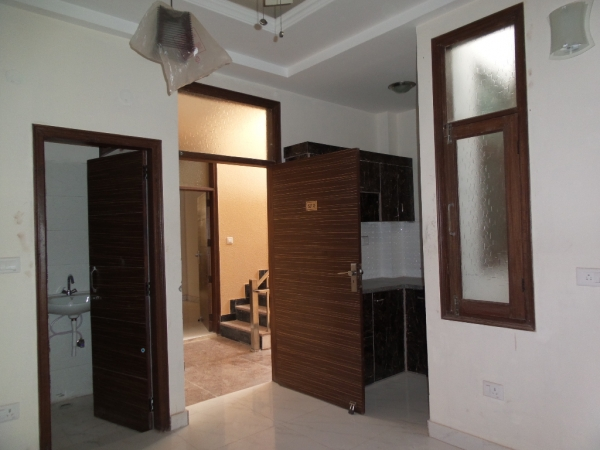 1 BHK Apartment for Sale in RWA GTB Enclave - Living Room