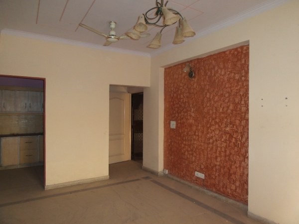2 BHK Apartment for Sale in Rudra Jagdambe Apartments - Living Room