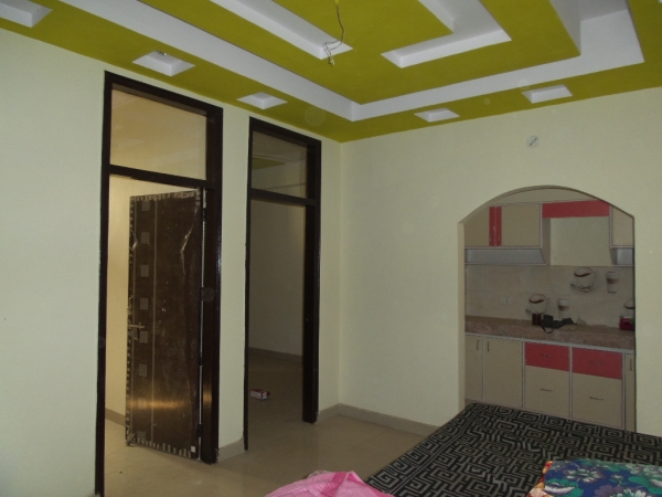 2 BHK Apartment for Sale in Bathalla Apartments - Living Room