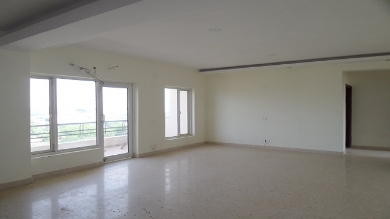 2 BHK Floor for Sale in Ambe Bharti Apartment - Living Room