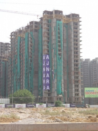 3 BHK Apartment for Sale in Ajnara Homes - Exterior View