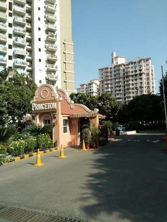 3 BHK Apartment for Rent in DLF Princeton Estate - Exterior View