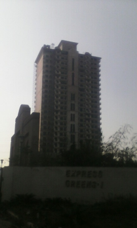 2 BHK Apartment for Sale in DLF Express Greens - Exterior View
